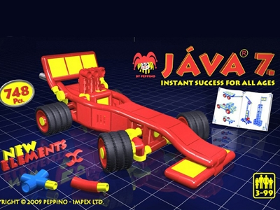 JAVA building set - Build great ideas!